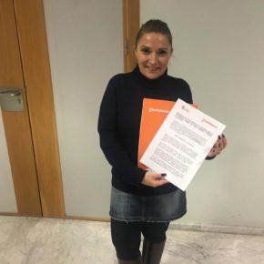 Ciudadanos (Cs) Getafe presenta una iniciativa contra la 'sextorsión' y otros delitos digitales para frenar su repunte